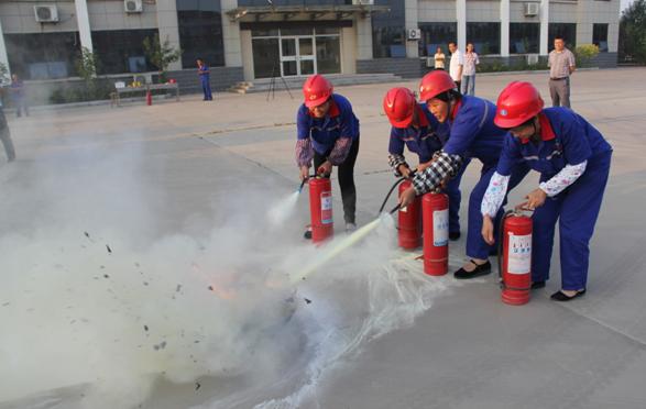 2016年安全消防事故应急预案演练