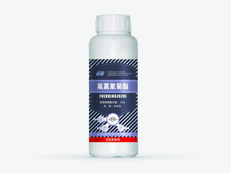 郁康10%氟氯氰菊酯水乳剂