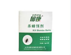 郁康2.5%吡虫啉灭蟑饵剂家庭装